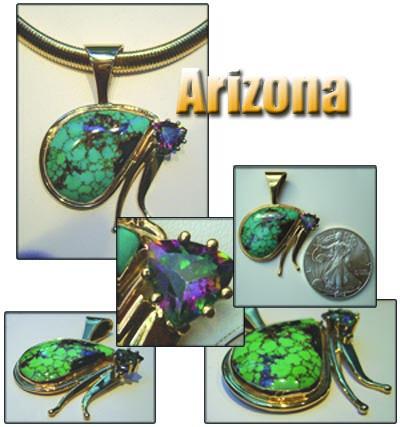 Arizona pendant