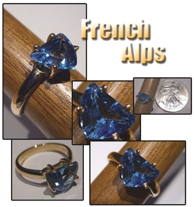 French Alps ring