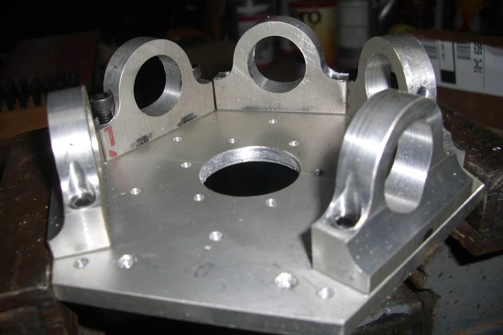 46-installing bearing blocks