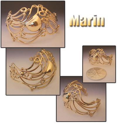 Jwelery-marin-bracelet
