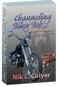 Channeling Biker Bob 4 book cover